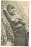AFRIQUE OCCIDENTALE Etude 15. ( 1/2 Nus ) - Congo Francés - Otros