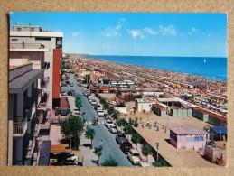 Rn1220)   Riccione - Lungomare E Spiaggia - Rimini
