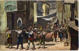 TURKEY - CONSTANTINOPLE - LES HAMALS ( PORTEFAIX ) - 1920s POSTCARD - Turquie
