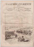 RUSSIA - TURKEY - BULGARIA - RUMANIA - OLD ILLUSTRATED MAGAZINE - YEAR 1877 - A - Riviste & Giornali