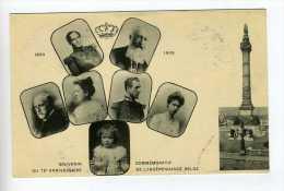 Dynastie - Belgique - 75ième Anniversaire De L'Indépendance Belge - 1905 - Belgique