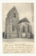 Cp, 51, Esternay, L'Eglise, Voyagée 1903 ? - Esternay