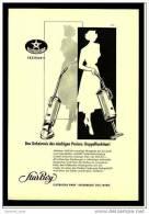 Reklame Werbeanzeige 1956 ,  Elektrostar Starboy Mit Doppelfunktion - Wissenschaft & Technik