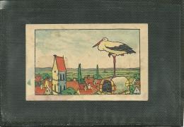 HANSI - PUBLICITE POUR CHAUSSURES ET PANTOUFLES - A L´ ALSACIENNE (image) (ref 9881) - Hansi