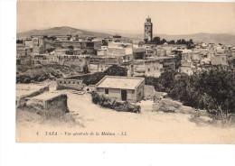 ALGERIE---TAZA---vue Générale De La Médina--voir 2 Scans - Autres