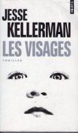Les Visages Jesse Kellerman   Points Thriller N°  P2523   Le Seuil 2002 Assez Bon état - Livres, BD, Revues