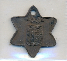 Nederland - ´s-Hertogenbosch 1896  - Hundemarke - Dog Tax Tag- Médaille De Chien - Hondenpenning - Unclassified