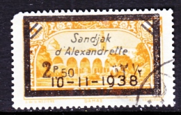 Alexandretta  15   (o) - Alexandretta (1938)