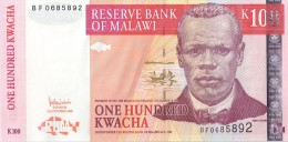 MALAWI - 100 Kwacha 2005 - UNC - Malawi