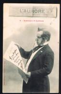 """Journaux Et Lecteurs  """" L'AURORE """" - Publicidad"""