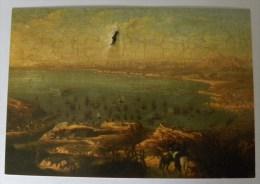 CPM Jean- Marc Delvaux - Ernest CHARTON Vue De La Baie De VALPARAISO Huile Sur Toile - Peintures & Tableaux
