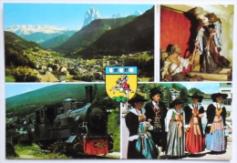 ORTISEI - St. Ulrich Vedutine - Bolzano (Bozen)