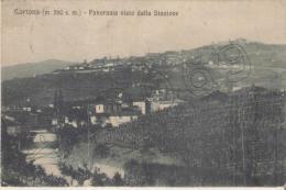 Arezzo - Cortona M. 580 - Panorama Visto Dalla Stazione - Arezzo