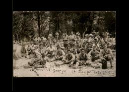 12 - SAINT-GEORGES-DE-LUZANCON - CARTE PHOTO De 1934 - 15è Régiment D´Infanteri - Autres Communes