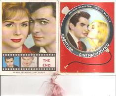 60185) Calendarietto Del 1964 Obbiettivo Cinematografo - Calendari