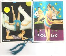 60188) Calendarietto Del 1965 Follies - Calendari