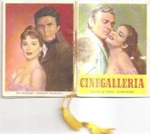 60189) Calendarietto Del 1961 Cinegalleria - Calendari
