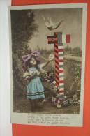 ENFANT  - COLOMBE - Tu Vas Revoir Notre Patrie - Guerra 1914-18