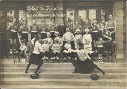 TROCADERO - FETE DU RETOUR 12/10/1919 - ESCRIME - Sport