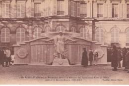 CPA EPERNAY MONUMENT ELEVE A LA MEMOIRE DES SPARNACIENS MORTS EN HEROS - Epernay