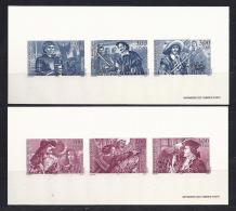 INFANCIA - FRANCIA 1997 - Yvert #3115/20 - MNH ** (Pruebas De Lujo) - Cuentos, Fabulas Y Leyendas
