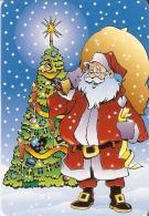 CALENDARIO DEL AÑO 2002 DE NAVIDAD-CHRISTMAS (CALENDRIER-CALENDAR) PAPA NOEL - Calendarios