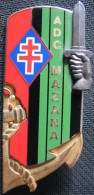 E.N.S.O.A  187ème Promotion , A/C MAZANA - Armée De Terre