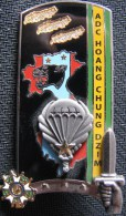 E.N.S.O.A  242ème Promotion , A/C HOANG CHUNG DZIM - Armée De Terre