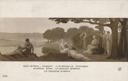 """FEMMES - FRAU - LADY - SALON DE PARIS - """"L´Eternelle Chanson """" Par OSBERT - Femmes"""