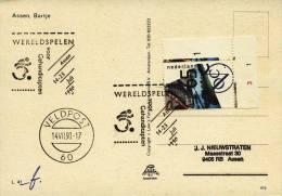 Veldpost - Wereldspelen Voor Gehandicapten (1990) - Period 1980-... (Beatrix)