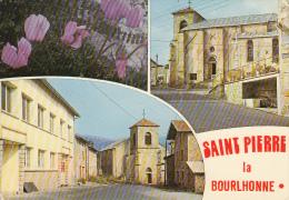 63 - SAINT PIERRE LA BOURLHONNE - 3 Vues - France