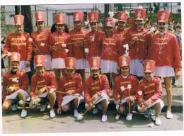 MAJORETTES POILUES .canton D'Andelot . 1978. - Andelot Blancheville