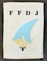 Patch à Coudre - FFDJ - Force Française De Djibouti - Ecussons Tissu