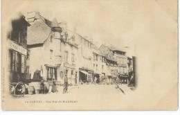 15 - MAURIAC - Une Rue De Mauriac - Mauriac