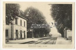 GIRANCOURT - LA GARE - France