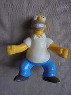 Ancienne Figurine D'Omer Simpson Groening 1994 - Simpsons