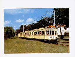 CP De Tram - Tramways NMVB Oostende - Cartoline