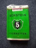 Ancien Paquet De 12 Cigarettes ECKSTEIN Sous Blister Deutsch/Allemagne Années 60 - Sigarette - Accessori