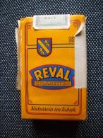 Ancien Paquet De 18 Cigarettes REVAL Deutsch/Allemagne Années 60 - Sigarette - Accessori