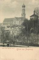 BAVIERE - GRUSS AUS AUGSBURG - Augsburg