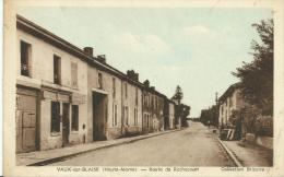 VAUX-SUR-BLAISE.   Route De Rachecourt - Otros Municipios