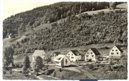 AK Bad Rippoldsau Schapbach Schwarzwald (3721) - Bad Rippoldsau - Schapbach