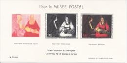 Vignette, Le Musée Postal - Erinnophilie