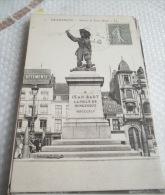 59 - DUNKERQUE - 5 - STATUE DE JEAN BART - CPA ECRITE - - Dunkerque