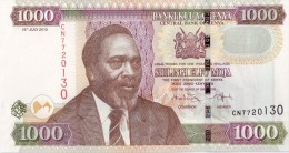 KENYA - 1000 Shilingi 2010 - UNC - Kenya