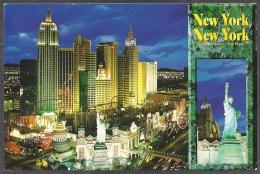 New York, New York  -  Hotel & Casino - Las Vegas - Las Vegas