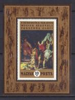 PINTURA - HUNGRÍA 1969 - Yvert #H80 - MNH ** - Rubens