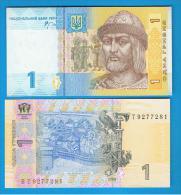 UCRANIA  -  1 Hryvnia  2006 SC - Ukraine