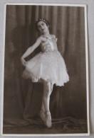 Photo-Carte - Petite Danseuse - Photographe Raoul, Rue Des Augustins, Bruxelles - Portraits