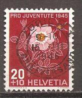 Schweiz 1945 // Mi. 467 O (026..385) - Gebruikt